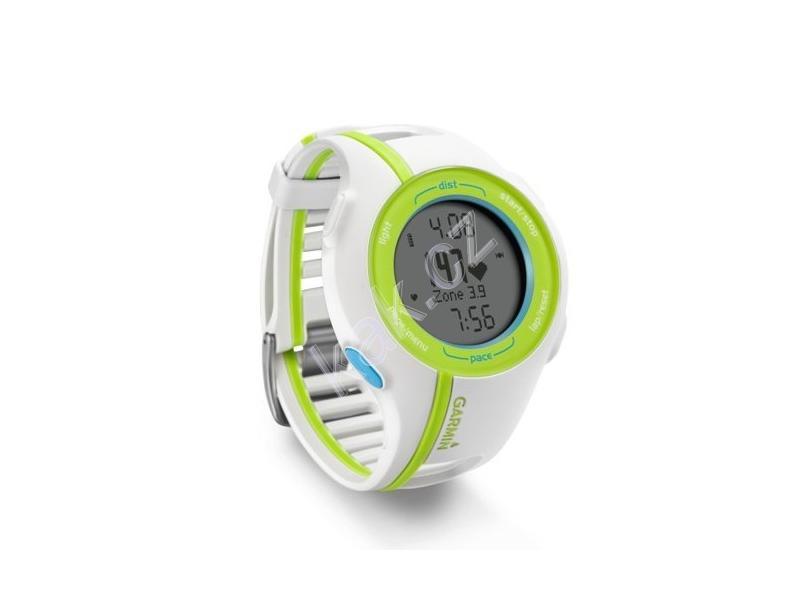 Sportovní hodinky GARMIN Forerunner 210 HR Premium bílo-zelená  5f4a4d94ff
