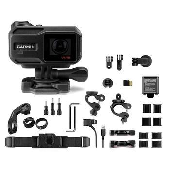 "GARMIN VIRB XE Cycling Bundle, 010-01363-21, outdoorová kamera, 16MB, Micro SD/SDHC/SDXC, USB2.0, 1920x1080px, 1"" displej, odolné provedení, voděodolná, Wi-Fi, GPS"