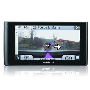 """GARMIN nuviCamT Lifetime Europe45 s vestavěnou čelní kamerou, 010-01378-03, GPS navigace do auta, handsfree, BT, 6"""" displej, RDS/TMC, 45 zemí Evropy"""