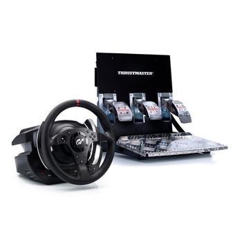 THRUSTMASTER T500RS GT6, 4160566, černý (black), volant s pedály