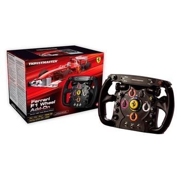 "THRUSTMASTER Ferrari F1 wheel ""add on"", 4160571, černý (black), volant"