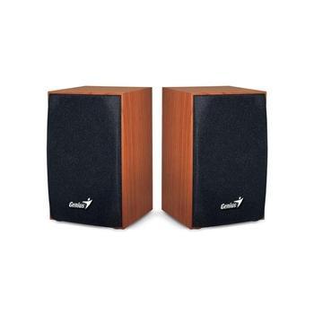 GENIUS SP-HF 160, 31731063101, reproduktory, 2.0ch zvuk, dřevo, 4W, jack 3,5mm