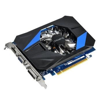 GIGABYTE GV-N730D5OC-1GI, GV-N730D5OC-1GI, grafická karta, GeForce GT 730, 1GB, DDR5, PCIe 2.1, 15pin D-sub, DVI, HDMI, NVIDIA CUDA