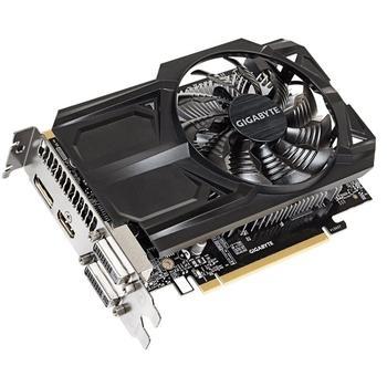 GIGABYTE GV-N950OC-2GD, GV-N950OC-2GD, grafická karta, GeForce GTX 950, 2GB, DDR5, PCIe 3.0, 2x DVI, HDMI, DisplayPort, NVIDIA CUDA