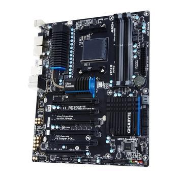 GIGABYTE 990FXA-UD5 R5 (rev. 1.0), GA-990FXA-UD5 R5, základní deska, socket AM3+, AMD 990FX/SB950, DualCH. DDR3, 3x PCIe 3.0, RAID, GLAN, 8xUSB 2.0, 2xUSB 3.0, 8ch audio, ATX
