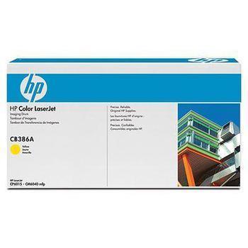 HP Print Drum Unit CB386A, CB386A, žlutý (yellow), tiskový válec, pro Color LaserJet CP6015, CM6040