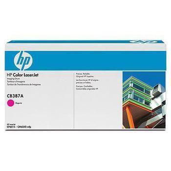 HP Print Drum Unit CB387A, CB387A, purpurový (magenta), tiskový válec, pro Color LaserJet CP6015, CM6040