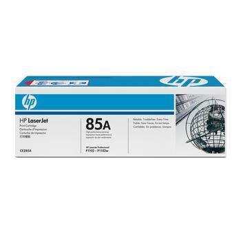 HP CE285A, CE285A, černý (black), 1.600 stran, toner pro LaserJet P1102, P1102w