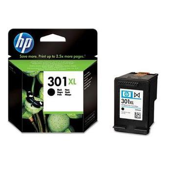 HP CH563EE (č.301XL), CH563EE, černá (black), inkoustová náplň pro Deskjet 1050, 2050