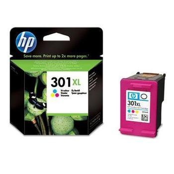 HP CH564EE (č.301XL), CH564EE, barevná (color), inkoustová náplň pro Deskjet 1050, 2050