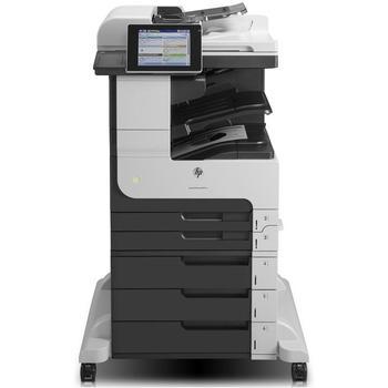 HP LaserJet Enterprise 700 MFP M725z, CF068A#B19, multifunkce, laserová, tiskárna/ skener/ kopírka/ fax, 1 GB, A3, ADF, duplex, 41 str./min.ČB, 1200x1200dpi, USB 2.0, LAN