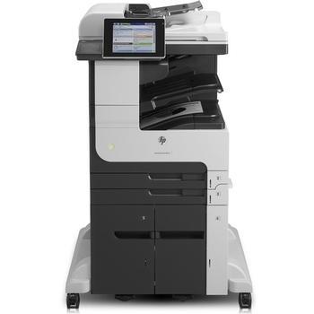 HP LaserJet Enterprise 700 MFP M725z+, CF069A#B19, multifunkce, laserová, tiskárna/ skener/ kopírka/ fax, 1 GB, A3, ADF, duplex, 41 str./min.ČB, 1200x1200dpi, USB 2.0, LAN