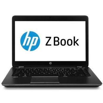"""HP ZBook 14T, F4X81AA#BCM, notebook, Core i5 4300U, ATI FirePro M4100, 14"""", 1600x900, dotyk. displej, 8GB, HDD 500GB, DVD+-RW, W8 Pro, Wi-Fi, BT, CAM, USB 3."""