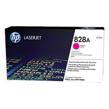 HP CF365A, CF365A, purpurový (magenta), tiskový válec