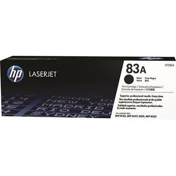 HP CF283A (č.83A), CF283A, černý (black), 1.500 stran, toner pro LaserJet PRO M125, M127