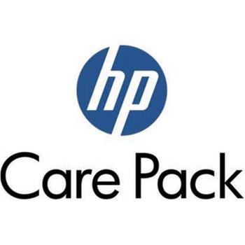 HP 3-letá záruka, U6578A, rozšíření záruky s opravou u zákazníka následující pracovní den - papírová záruka