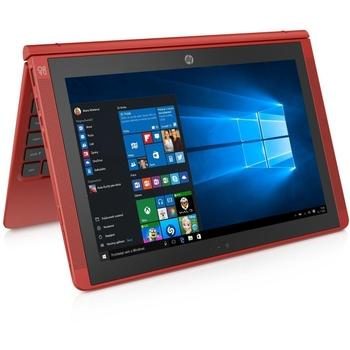 "HP Pavilion x2 10-n108nc, V0X19EA#BCM, červený (red), notebook, Atom x5-Z8300, 10,1"", 1280x800, dotyk. displej, 2GB, eMMC 32GB, W10, Wi-Fi, BT, CAM, USB 3.0, HDMI"