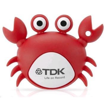 TDK Flash Drive Toys Krab, t79020, přenosný flash disk, USB 2.0