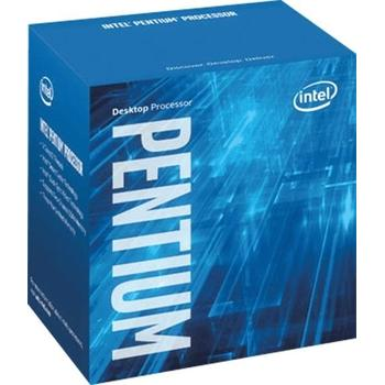 INTEL Pentium G4520 (3,60 GHz), BOX, BX80662G4520, čtyřjádrový procesor, socket 1151, Dual-core, 14nm, 47W, 256kB x2 L2 cache, Intel HD 530
