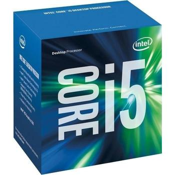 INTEL Core i5-6400 (2,70 GHz), BOX, BX80662I56400, čtyřjádrový procesor, socket 1151, Quad-core, 14nm, 65W, 256kB x4 L2 cache, Intel HD 530