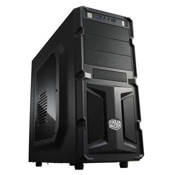 KAK Gamer Pro 2016 V2, , herní sestava, Core i5 6600K, 3,5GHz, 16GB, NVIDIA GTX1060-6G, HDD 2TB, SSD 240GB, DVD+-RW, Bez OS, 6x USB 2.0, 2x USB 3.0, 4x USB 3.1