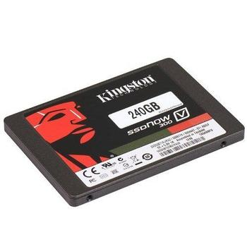 "KINGSTON SSDNow V300 240GB, SV300S37A/240G, SSD disk, SSD, SATAIII/600, 2,5"", čtení 450MB/s, zápis 450MB/s, 7mm"