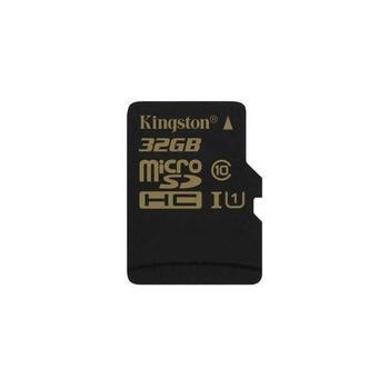 KINGSTON microSDHC UHS-I 32GB, SDCA10/32GBSP, paměťová karta, Class 10