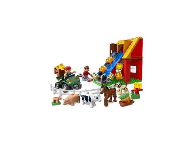 Lego Duplo Farma 4975 Kakcz