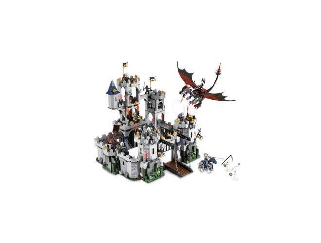 LEGO Castle Obléhání Královského Hradu