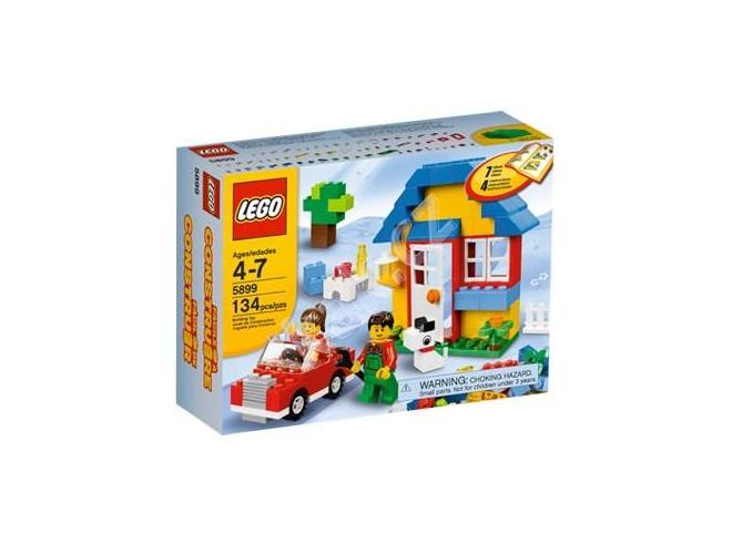 Lego Creator Stavební Sada Domy 5899 Kakcz