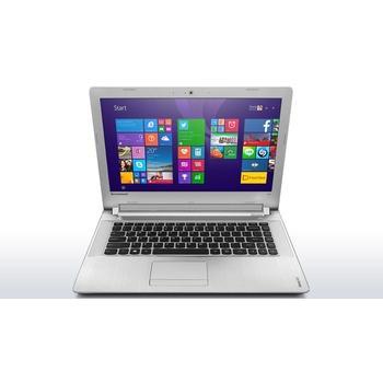 """LENOVO IdeaPad Yoga 500 14"""", 80N400UHCK, bílý (white), notebook, Core i3 5005U (Broadwell), 14"""", 1920x1080, dotyk. displej, 4GB, SSD 128GB, podsvícená klávesnice, W10 64, Wi-Fi, BT, CAM"""