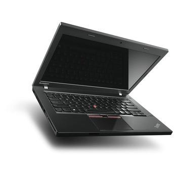 "LENOVO ThinkPad L450, 20DT001WMC, notebook, Core i5 5200U (Broadwell), Intel HD 5500, 14"", 1366x768, 4GB, HDD 500GB, podsvícená klávesnice, Win 7 Pro + Win 10 Pro,"