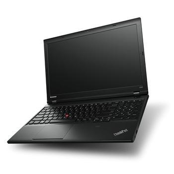 "LENOVO ThinkPad L540, 20AV0071MC, notebook, Core i5 4210M, Intel HD 4600, 15,6"", 1920x1080, 4GB, HDD 500GB, SSD 8GB, DVD+-RW, Win 7 Pro + Win 10 Pro, Wi-Fi, BT, CAM"