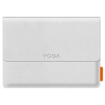 LENOVO Yoga tablet 3 8 sleeve + fólie na displej, ZG38C00464, bílé (white), pouzdro pro tablet