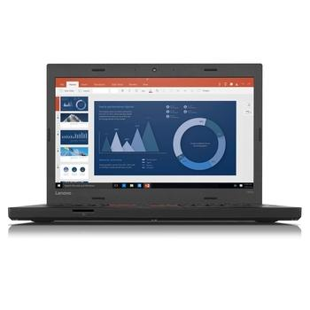 "LENOVO ThinkPad T460p, 20FW000EMC, notebook, Core i5 6440HQ, Intel HD 520, 14"", 1920x1080, 8GB, SSD 192GB, podsvícená klávesnice, Win 7 Pro + Win 10 Pro, Wi-Fi, BT, CAM, USB 3.0, FPR,"