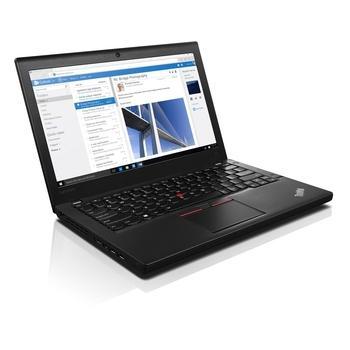 """LENOVO ThinkPad X260, 20F5003KMC, notebook, Core i7 6600U, Intel HD 520, 12,5"""", 1366x768, 8GB, SSD 256GB, podsvícená klávesnice, Win 7 Pro + Win 10 Pro, Wi-Fi, BT, CAM, USB 3.0, FPR,"""