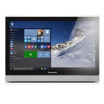 """LENOVO S500z, 10K3001JMC, All In One PC, Core i5 6200U, 2,3GHz, 4GB, HDD 1TB, SSD 8 GB, DVD+-RW, Wi-Fi, čtečka karet, Windows 10 Pro, 23"""", 1920x1080, dotyk. displej, 3x USB 2.0, 2"""