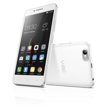 "LENOVO Vibe C, PA300101CZ, bílý (white), mobilní telefon, Qualcomm Snapdragon 210, Quad-Core, 1,1 GHz, 1 GB RAM, interní paměť 8GB, 5"", 854x480, microSD, GPS, GPRS, 3G, LTE, Micro SIM, Foto 5Mpx,"