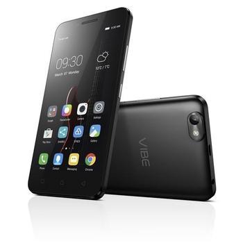 "LENOVO Vibe C, PA300115CZ, černý (black), mobilní telefon, Qualcomm Snapdragon 210, Quad-Core, 1,1 GHz, 1 GB RAM, interní paměť 8GB, 5"", 854x480, microSD, GPS, GPRS, 3G, LTE, Micro SIM, Foto 5Mpx,"