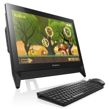 LENOVO IdeaCentre C20-00, F0BB00S1CK, All In One PC, Pentium J3710, 1,6GHz, 4GB, HDD 1TB, DVD+-RW, Wi-Fi, čtečka karet, Windows 10, 2x USB 2.0, 2x USB 3.0