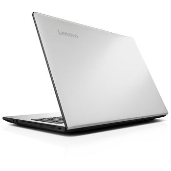 """LENOVO IdeaPad 310, 80SM00E3CK, bílý (white), notebook, Core i3 6100U, Intel HD 520, 15,6"""", 1920x1080, 4GB, SSD 128GB, W10, Wi-Fi, BT, CAM, USB 3.0, HDMI"""