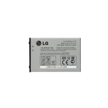 LG baterie IP-400N, LGIP-400N, baterie do mobilu, 1500mAh