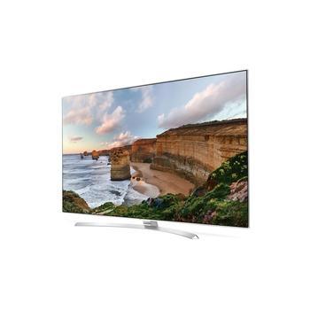 LG 65UH950V SUPER 4KUHD, 65UH950V, Cinema 3D televize, úhlopříčka 164cm, 3840x2160, 2700Hz, pasivní 3D, DVB-T2, DVB-S2, DVB-C, CI-slot, 3x HDMI, 3x USB, DLNA, EPG, Wi-Fi, A+, 110W, 2x 3D brýle