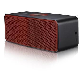 LG NP5550BR, NP5550BR, černo-červená, přenosné reproduktory, 1 reproduktor, 20W, bluetooth