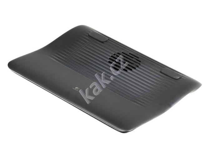 73ab4c26ad Chladící podložka pod notebook LOGITECH Notebook Cooling Pad N120 Full  Grey