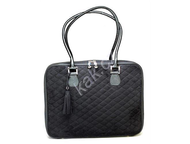 bb7acdcf51 MANGO TANGO Quilt Suede M0072LB18 černá (black)