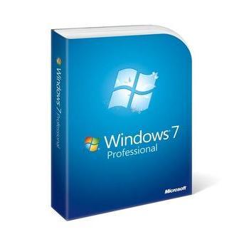 MICROSOFT GGK Windows 7 Professional CZ SP1 32-bit/64-bit, 6PC-00018, operační systém, GGK - legalizační sada, česká lokalizace, DVD
