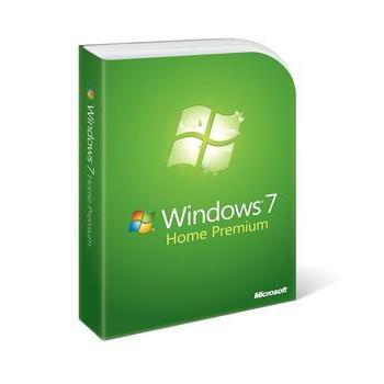 MICROSOFT GGK Windows 7 Home Premium CZ SP1 32-bit/64-bit, 4VC-00004, operační systém, GGK - legalizační sada, česká lokalizace, DVD