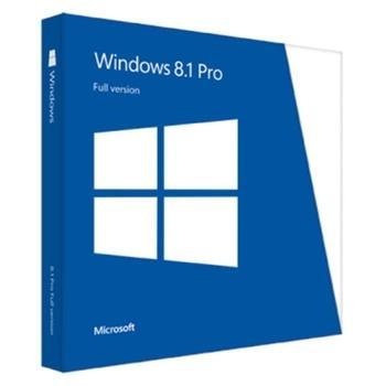 MICROSOFT OEM Windows Pro 8.1 32bit ENG, FQC-06987., operační systém, 32-bit, anglická lokalizace, DVD