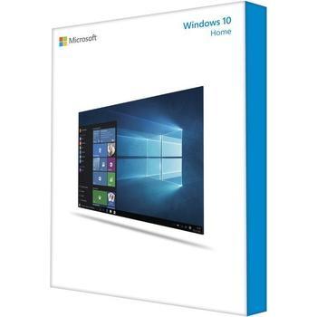 MICROSOFT Windows 10 Home CZ (FPP), KW9-00234, operační systém, RETAIL, česká lokalizace, FlashDisk